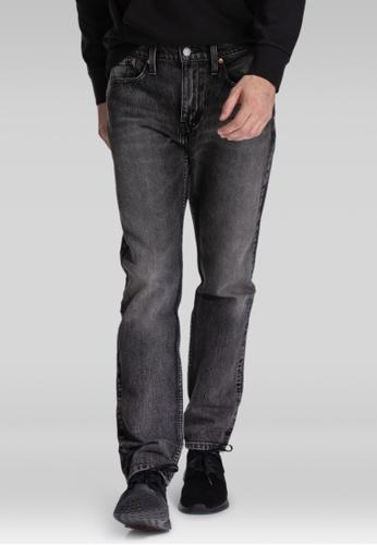 Levi's black Levi's® 502™ Regular Taper Fit Jeans 857F5AAB015393GS_1