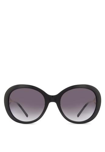 Gabardine 粗圓框太陽眼esprit童裝門市鏡, 飾品配件, 飾品配件