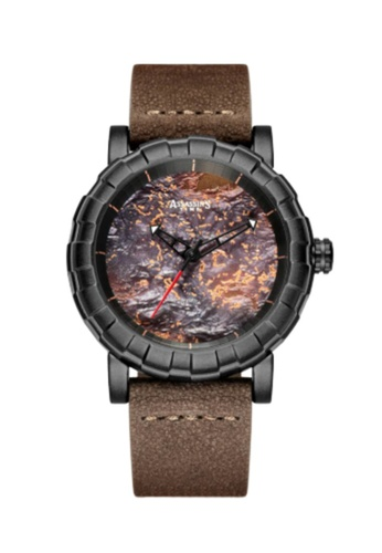 Assassin's Time brown Assassin's Time PLANET Brown Leather 21840ACD438948GS_1
