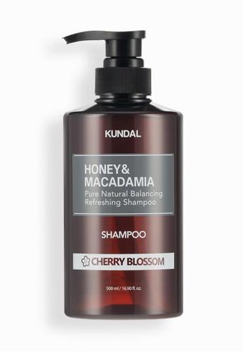 KUNDAL [KUNDAL] Nature Shampoo 500ml Cherry Blossom FC2B2BEFEE8885GS_1