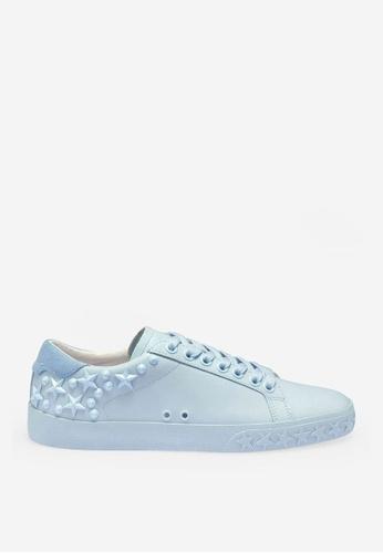 ASH 藍色 Dazed - 藍色星形元素運動鞋 40436SHC0E1B5AGS_1