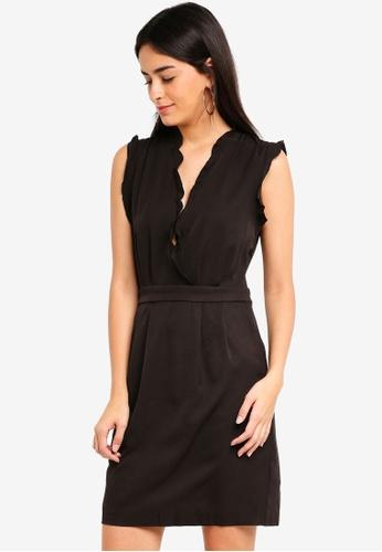 Vero Moda black Erin Sleeveless Dress 0FF12AAC752290GS_1