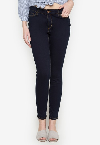 Joe Fresh blue Dark Rinse Jeggings JO088AA0J2HMPH_1