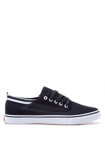 Italianos black Russel Sneakers IT153SH84BSDPH_1