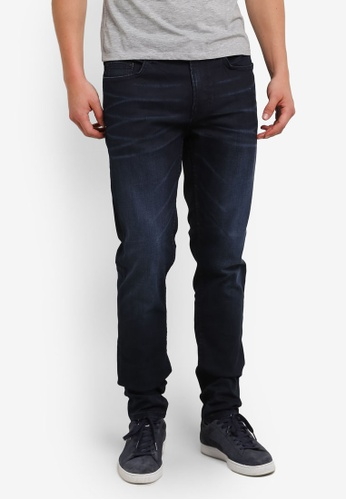 Only & Sons blue Only & Sons Warp Jeans ON662AA0S49DMY_1