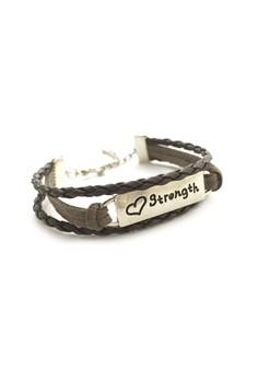 Strength Cord Bracelet