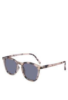b61649d0db Izipizi green SUN LetmeSee #E Light Tortoise Lenses +0.00 Sunglasses  0D051GL327A81EGS_1