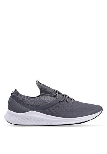 New Balance grey Lazr Future Sport Hypo Skin Shoes D1E00SH4C8BF4BGS_1