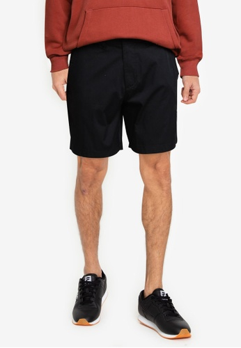 Abercrombie & Fitch black Every Day Shorts 7522DAA4936696GS_1
