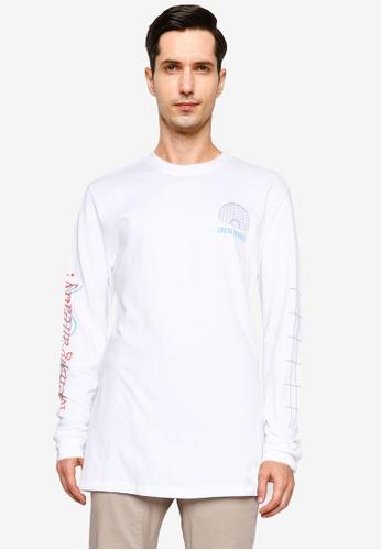 Local Heroes 白色 Melting 長袖T恤 9A03DAAAD1247CGS_1