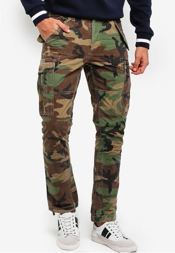 4ed1eb317 Shop Polo Ralph Lauren Slim Fit Cargo Pants Online on ZALORA Philippines