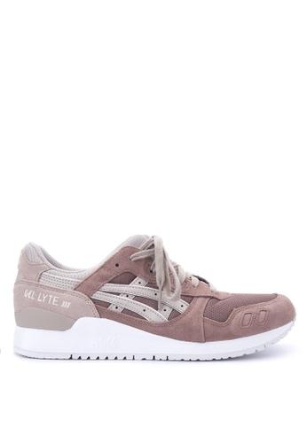 ASICSTIGER grey Gel Lyte III Sneakers AS118SH0IS8XPH_1