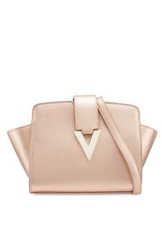 3ea7da7f005fc4 VINCCI gold Faux Leather Crossbody Bag 1AFEDACC95DFABGS 1