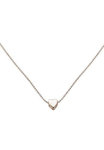 NATALIE & PEPPER gold Azna Necklace F283CAC1815BB8GS_1