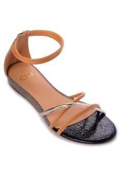 Avalyn Flat Sandals