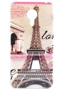 Meizu MX5 Paris Eiffel Tower Design TPU Case