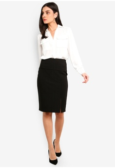 d576d53c90 40% OFF FORCAST Jenny Suit Skirt RM 225.90 NOW RM 135.54 Available in  several sizes