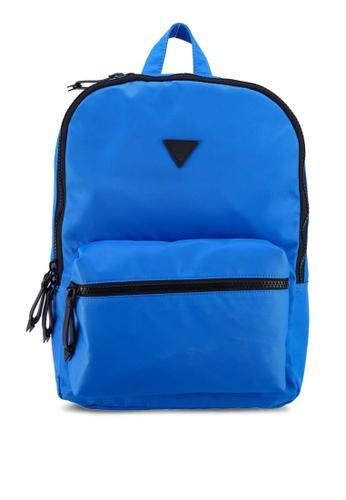 Guess blue Originals Backpack B8A26ACE1B176FGS_1