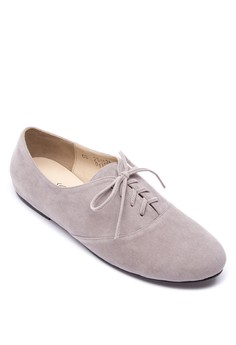 Flat Oxfords
