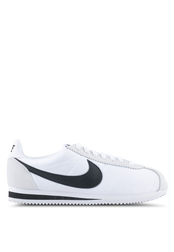 Nike white Nike Classic Cortez Nylon Shoes NI126SH0STQSMY_1