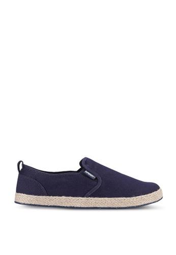 Superdry Hybrid Slip on Shoes