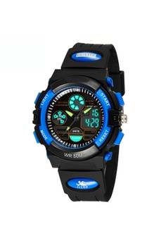 Kids Multifunction Sport Silicone Watch SNK-99266
