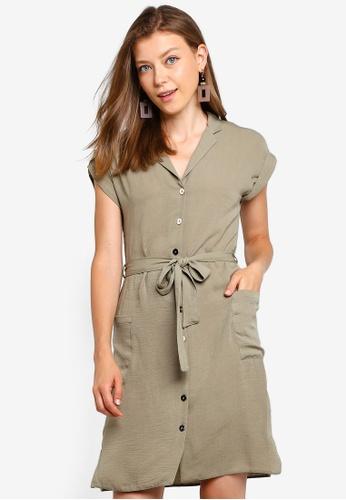 6c7cf245113d6 Buy Dorothy Perkins Light Shirt Dress. Online | ZALORA Malaysia