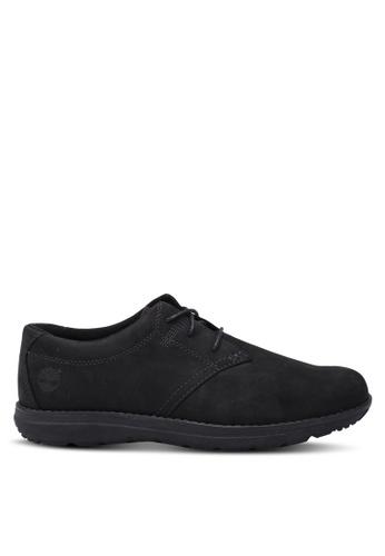 Timberland black Edgemont Oxford Shoes TI063SH0SB9ZMY_1