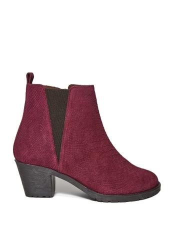 messe Anaconda Chelsea Boots ME313SH16XEPHK_1