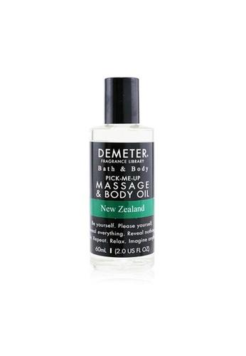 Demeter DEMETER - New Zealand Massage & Body Oil 60ml/2oz 9260ABEE64BEDEGS_1