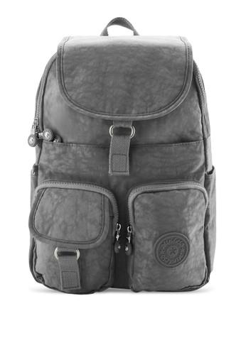 BAGSTATIONZ MDS 尼龍布料波紋小型esprit 品牌後背包, 包, 後背包