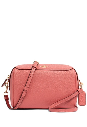COACH pink Coach Bennett Crossbody Bag - Bright Coral 11EFAACCD5DB0CGS_1