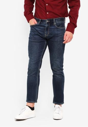 Banana Republic 藍色 Skinny Rapid Movement Denim Jeans 04066AA00E874BGS_1