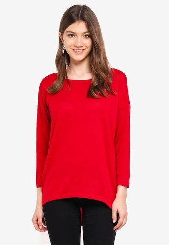 ONLY red Elcos Dani 4/5 Top 21987AA1265E3EGS_1