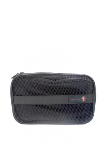 Stylesource grey Travel Shoe Bag D3289ACEBC6742GS_1
