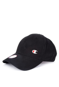 bf084df2ba7 Champion Life black Classic Twill Hat - Dad Hat with C Patch  A9463AC6BE044FGS 1