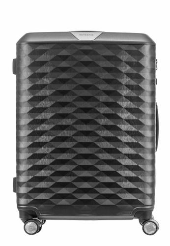 Samsonite grey Samsonite Polygon Spinner 69/25 Luggage 0A260AC959357DGS_1