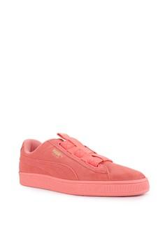 4d58aa27be6f28 25% OFF Puma Suede Maze Women s Shoes Rp 1.599.000 SEKARANG Rp 1.198.900  Ukuran 5 6 6.5 7