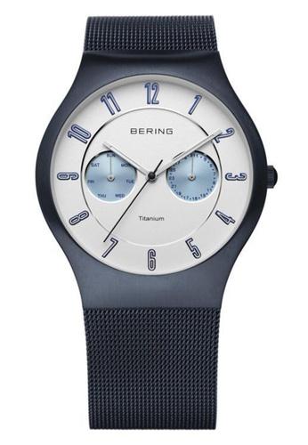 Bering black Classic 11939-394 Black 39 mm Men's Watch ADBBAAC2AC11EBGS_1