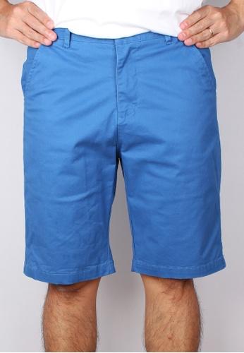 Moley blue Classic Bermudas B128EAAC429F3FGS_1