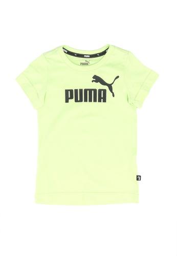 PUMA green Essentials Boys' Tee 92C23KAB66C4F1GS_1