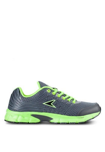 Power grey Athletic Shoes PO160SH58ZINMY_1