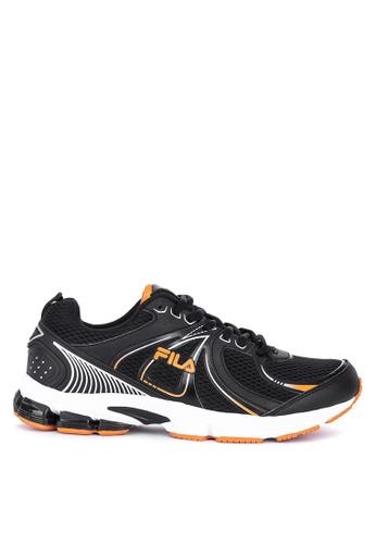 Fila black F Control Running Shoes 77350SH50F62D9GS_1