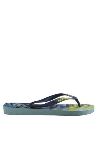 Havaianas multi TREND Sandals & Flip Flops 7397ASH930638CGS_1