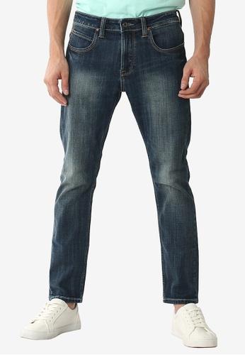 b90de8ce Shop Lee Men 101+ Ramone Denim Jeans Pants Online on ZALORA Philippines