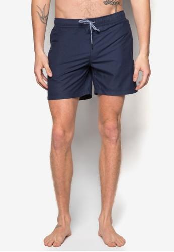 彈esprit 兼職性速乾游泳短褲, 服飾, 短褲