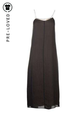 T By Alexander Wang black t by alexander wang Knee Length Tube Dress F1159AAF5E3608GS_1