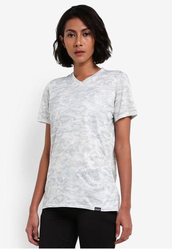 Patagonia grey Cap Daily T-Shirt PA549AA0RQDJMY_1