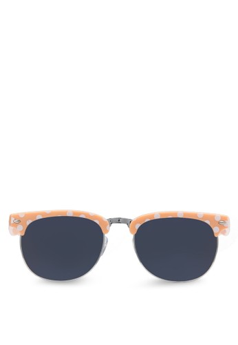 Carlzalora 折扣碼a 半框太陽眼鏡, 飾品配件, 飾品配件