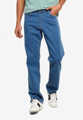 LC Waikiki blue Regular Fit Jeans C975EAACFF0B93GS_1
